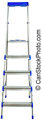 Ladder, front view