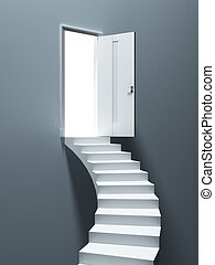 Ladder to the Heaven Door