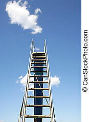 ladder to the sky