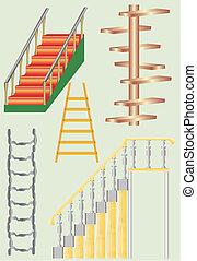 Ladder version.