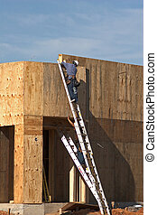 ladder work