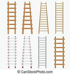 ladders., conjunto