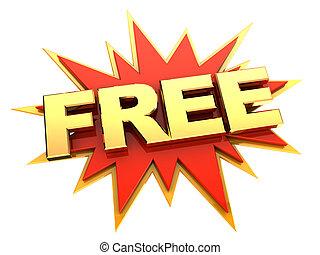 laddning, gratis
