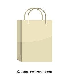 Ladies bag icons flat design isolated on white.
