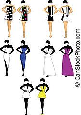 ladies of fashion