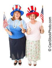 Ladies of the Tea Party