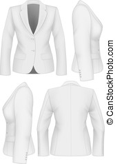 Ladies suit jacket. - Ladies suit jacket for business women....