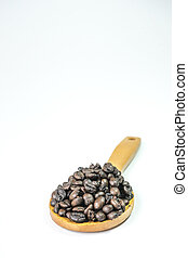 Ladle coffee