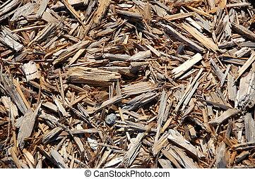 ladrar, mulch, pinho