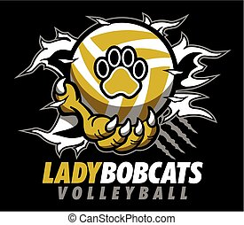 lady bobcats volleyball