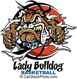 lady bulldog basketball