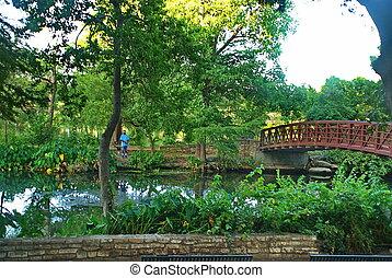 Lady Byrd Lake Austin, Texas