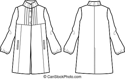 lady corduroy skirt