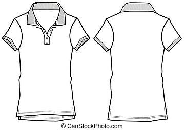 Lady Fashion Polo
