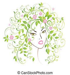 Lady Spring.