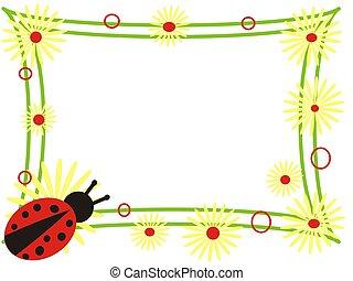 ladybird frame