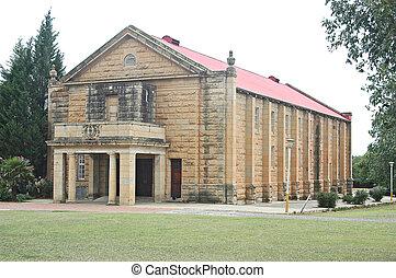 Ladybrand city hall