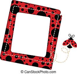 ladybug, quadro