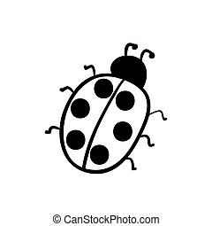 ladybug sketch
