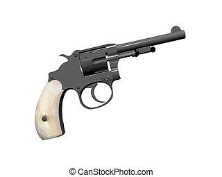 ladysmith, pistolet