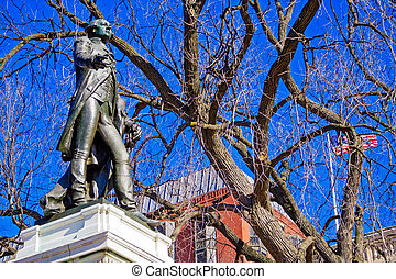 Lafayette Monument,  Washington DC