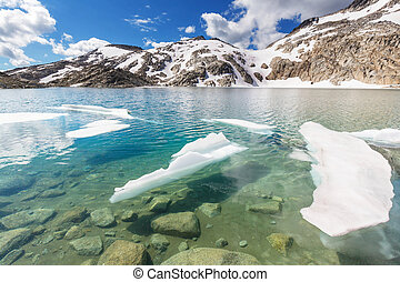 lago alpina