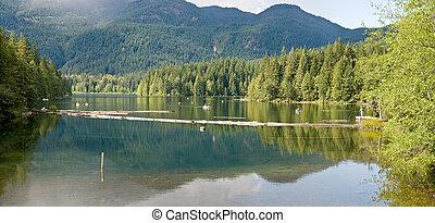 lago, atividade