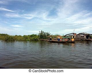 lago, camboya