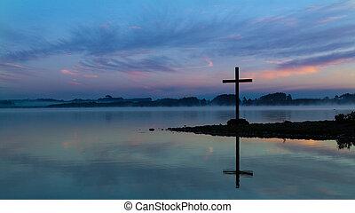 lago, croce