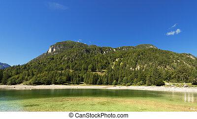 Lago del Predil - Friuli Italy