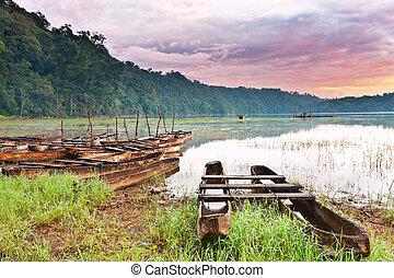 lago, tamblingan