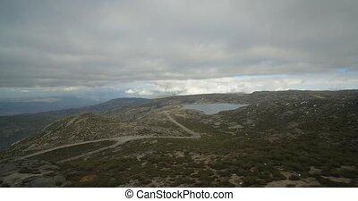 lagoa,  comprida, flug, Luftaufnahmen,  portugal