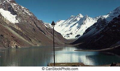 Laguna Del Inca, Argentina - This clip is available in three...