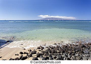 Lahaina Coastline, Maui, Hawaii