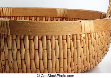 Laimai Basketwork. - Laimai Basketwork on the white ...