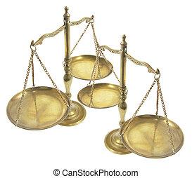 laiton, balances