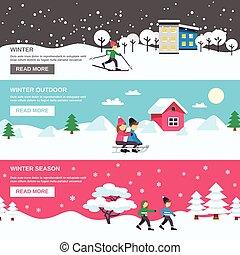 lakás, állhatatos, tél, évad, 3, szalagcímek