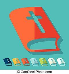 lakás, design:, biblia
