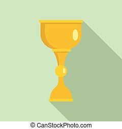 lakás, mód, gold csésze, zsidó, ikon