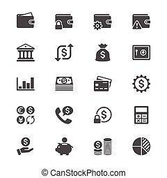 lakás, vezetőség, anyagi icons