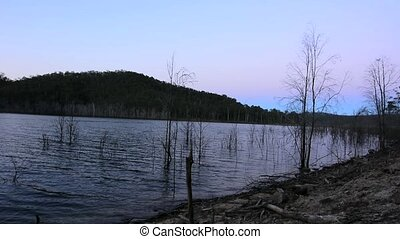 Lake Advancetown in Gold Coast Queensland Australia 01 -...