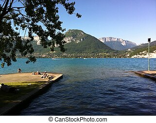Lake Annecy