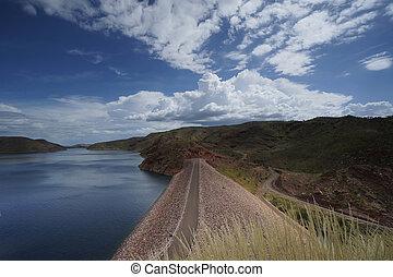 Lake Argyle Dam
