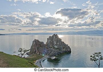 Olkhon Island, Cape Burkhan