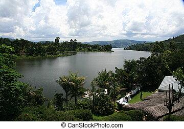 Lake Bunyoni - Uganda, Africa