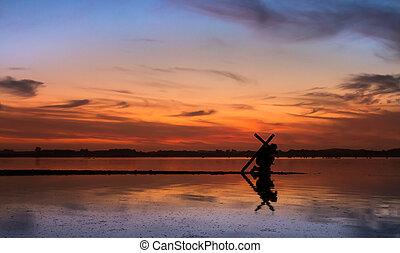 Lake Cross Carry