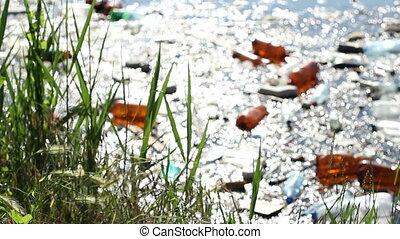 Lake Environment Pollution