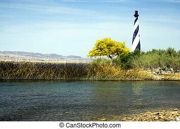 Lake Havasu Lighthouse