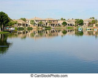 Lake Houses 2 - Houses on a lake