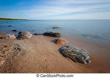 Lake Huron - Beach